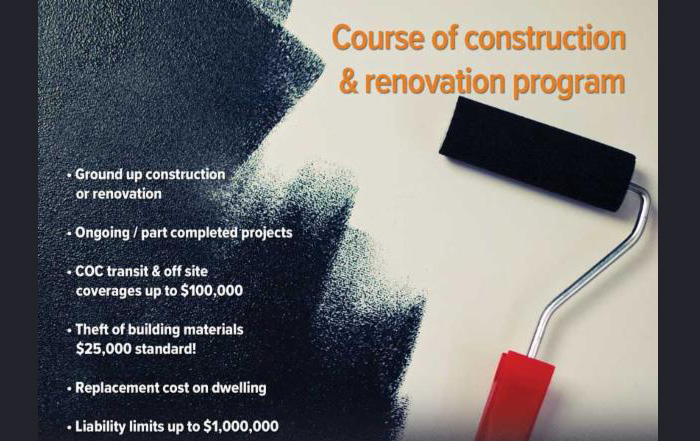 Presidio Exchange Course of Construction Program
