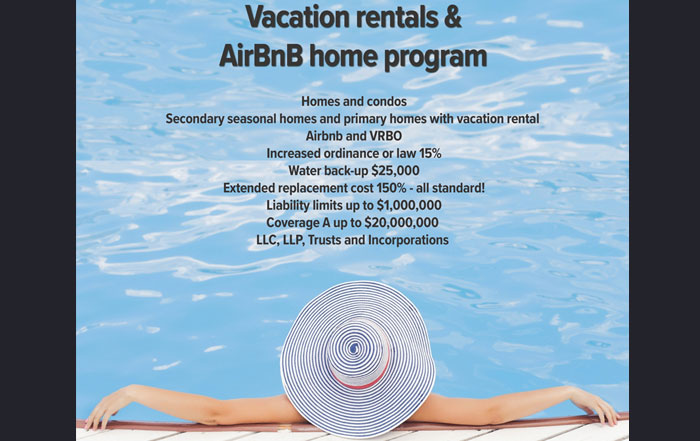Vacation Rental Program